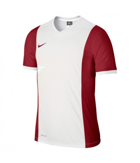 Nike Park Derby SS Jersey White/University Red/White