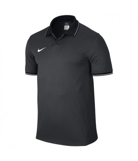 Nike SS Youth Squad 14 Polo Anthracite/Black/White - XL Boys