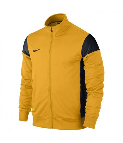 Nike Academy 14 Sideline Knit Jacket University Gold / Black