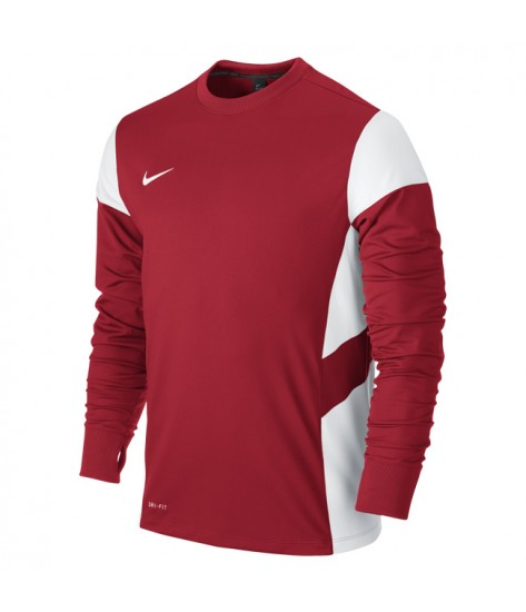 Nike Academy 14 Midlayer Top University Red / White