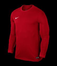 Nike Park VI LS Tee - University Red