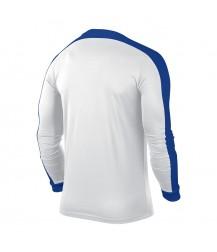 Nike Kids Striker IV LS Tee - White / White / Royal Blue