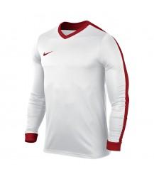 Nike Kids Striker IV LS Tee - White / White / University Red