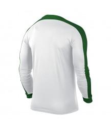 Nike Kids Striker IV LS Tee - White / White / Pine Green